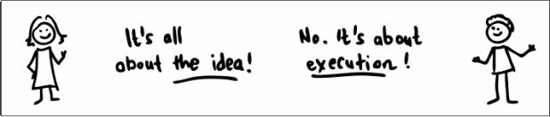 Idea-execution-